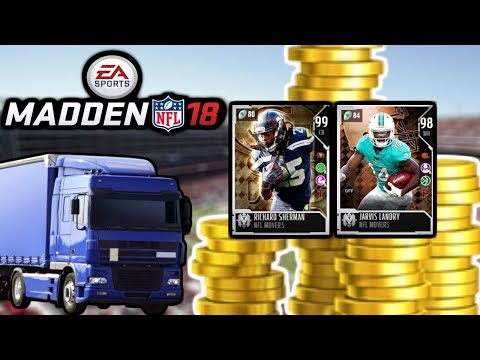 Movers Promo Can Make You Over 200k | Madden 18 Ultimate Team Coins | Mut 18 How To Make Coins