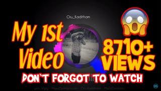 Tamil love song whatsapp status -Deva -oru kaditham eluthinen