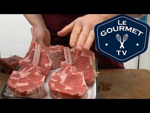 How to choose and cook Veal Chops - LeGourmetTV