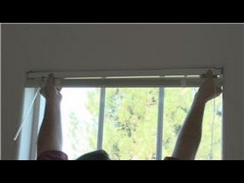Window Blinds : How to Clean Wooden Mini-Blinds