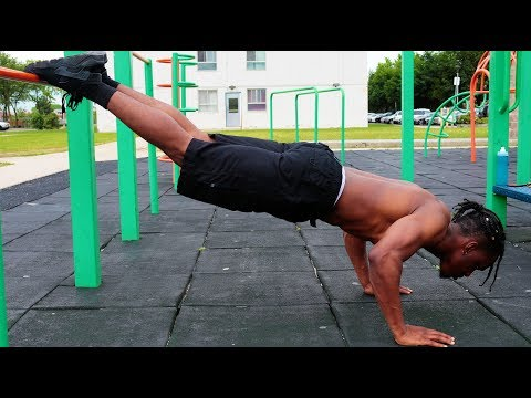 Calisthenics CHEST Workout Using PUSH UPS Only