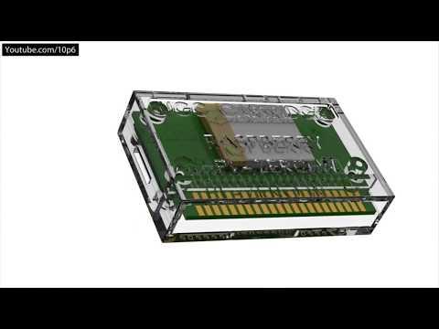 Universal Game Controller  Pi Zero W Cart adapter