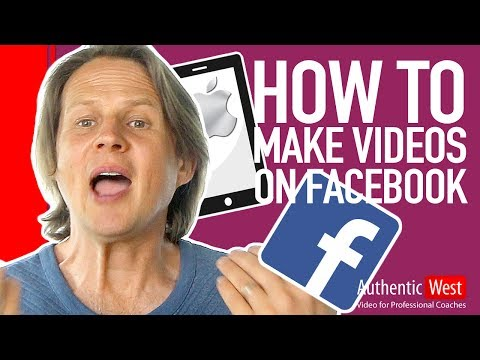 How to Upload Videos to Facebook From Your iPhone | Brighton West Video