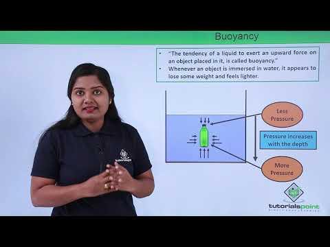 Class 9th Physics - GRAVITATION -  Buoyancy part 2