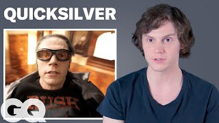 Evan Peters Breaks Down His Most Iconic Characters   GQ
