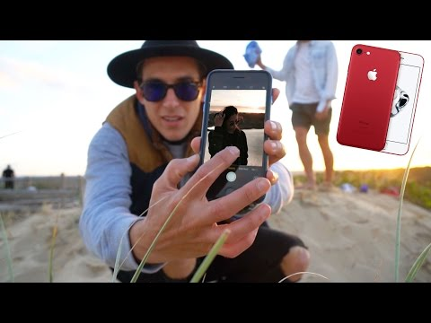HOW TO SHOOT AWESOME IPHONE 7 PHOTOS