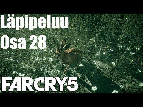 Far Cry 5 | Läpipeluu | Osa 28 | Vesivoimalaitos Ja Läppäri | Suomi/Finland/FIN