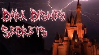 6 Disturbing Disneyland Secrets They DON