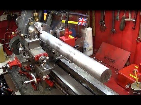 Modify a 19mm GTN3 Insert Type Part-Off Blade To Strengthen it.