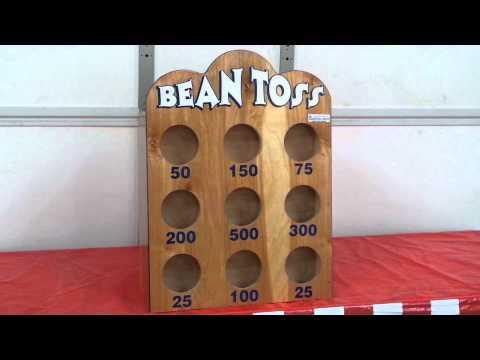 Bean Toss Game