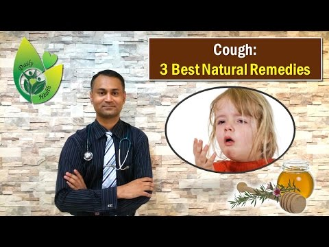Top 3 Natural Remedies For Cough