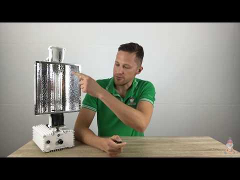 [Produktvideo] Gavita High-End Armaturen für fortgeschrittene und professionelle Anwender NDL Plasma