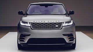 Range Rover Velar (2018) ready to fight Porsche Macan [YOUCAR]