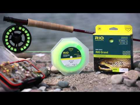 How to Choose a Trout Line - Fly Fishing
