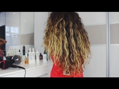 Hair Care Routine: Curly/Wavy | AnchalMUA