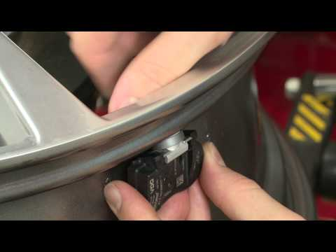 Common Aluminum Valve Stems for Tire Pressure Monitoring Systems (TPMS)