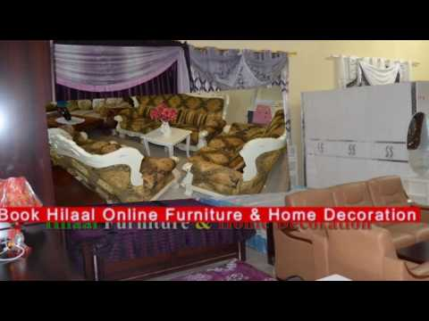 Hilaal Furniture & Home Decoration Last Advertising In 2017