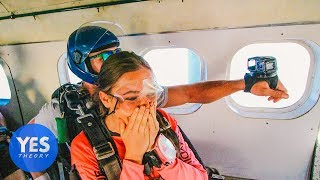 Asking Uber Drivers to Skydive on the Spot!!