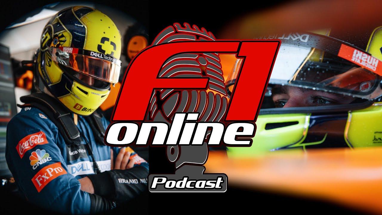 F1online Podcast Ep. 31 - Lando Norris: Meme kráľ alebo budúci majster sveta?