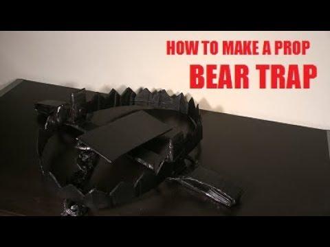 How to make a Prop Bear Trap (Hello, Neighbor)
