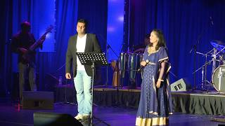 Soumitra Sarkar & Anula Kate | FAME events' Expert Unity Bollywood Concert 2019 | Suraj Hua Maddham