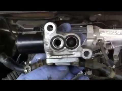 1990 Honda Accord IACV (idle air control valve)