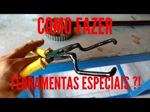 FERRAMENTAS ESPECIAIS CASEIRAS (DICA) -ALICATE  P/ trocar o filtro de combustível