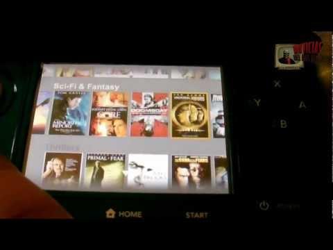 NetFlix y Nintendo Video funcionando en Nintendo 3DS