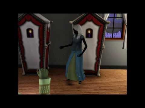 Sims 3 The Skeleton Maid Bonehilda