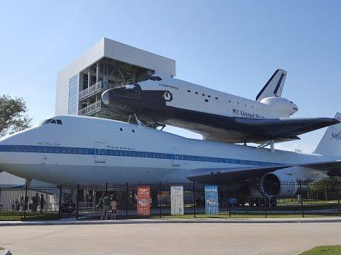 NASA Space Center - Houston, TX