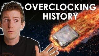 The History of CPU Overclocking