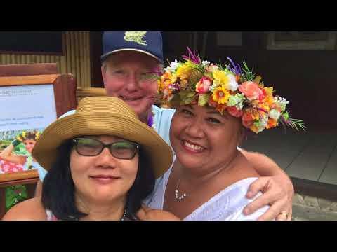 Moorea -Bora Bora