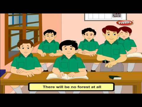 Cbse 4th CBSE SCIENCE | Keeping our Earth Green |  NCERT | CBSE Syllabus | Animated Video