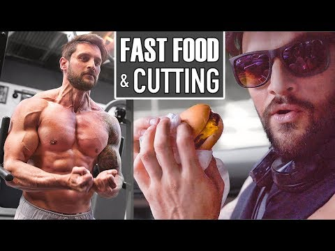 MY CUTTING DIET | Full Day Meal By Meal + Fast Food Fat Loss Trick | Lex Fitness