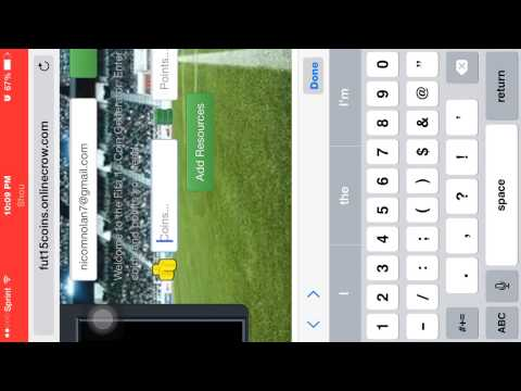 how to get free FIFA 15 ultimate team coins on PS for PS3 Xbox one Xbox 360