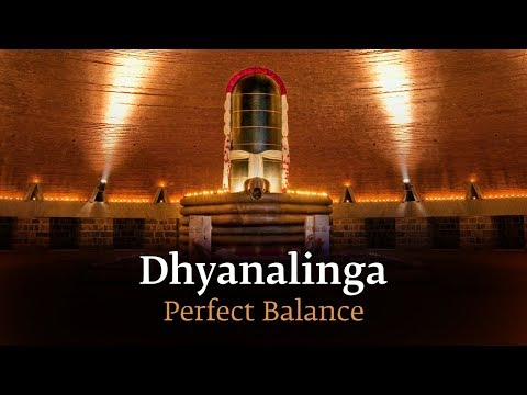 Dhyanalinga - An Equal Balance of Masculine and Feminine | Sadhguru