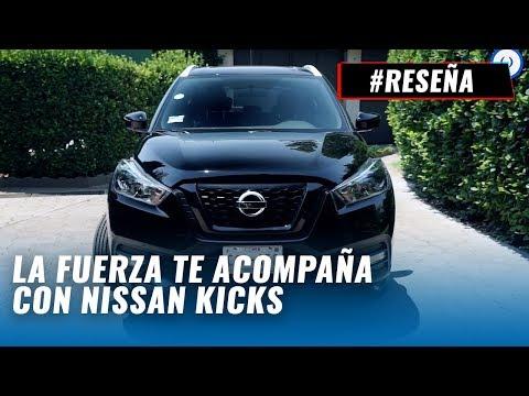 Nissan Kicks Darklight, prueba de manejo en español
