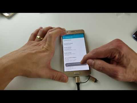 How to Enable USB Debugging Mode on Galaxy J5
