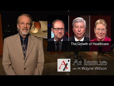 At Issue #3018 - The Growth of Healthcare