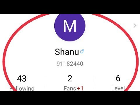 LIKE - Magic Video Maker || Edit Profile Change, Name ,Gender, Birthday, Hometown ,LIKE ID, Bio,