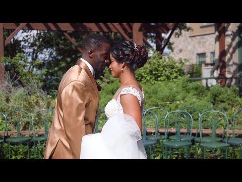 Crystal Springs Resort Wedding of Monifah & Bobby