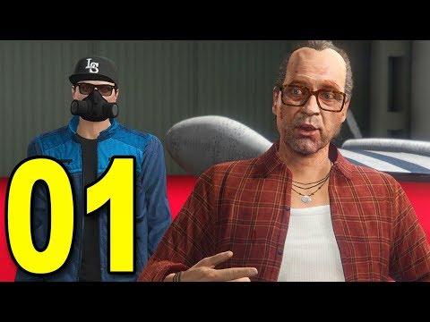 GTA 5 Smugglers Run DLC - BUYING & CUSTOMIZING A HANGAR!