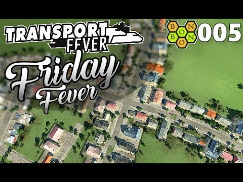 Transport Fever - Let's Play - Series 3 - Episode 05 - The Tenterdon Up-And-Over