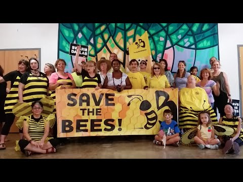do YOUR part to Save the Bees!
