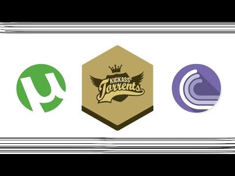 Miglior sito per scaricare TORRENT - Kickass Torrents (ITA)