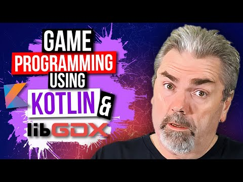 Kotlin LibGDX Game Developers Masterclass on Udemy - Official