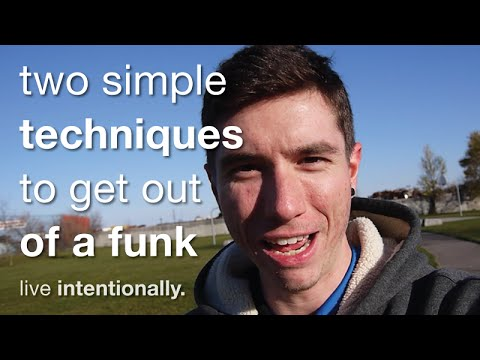 2 Simple Techniques To Get Out Of A Funk