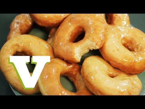 How To Make Glazed Doughnuts I Keep Calm And Bake