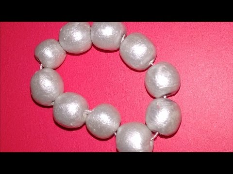 DIY faux pearls for jewellery making ! | Saminspire