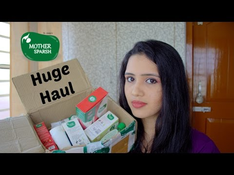 Mother Sparsh Haul and Review | Huge Baby Products Haul and Mini Reviews